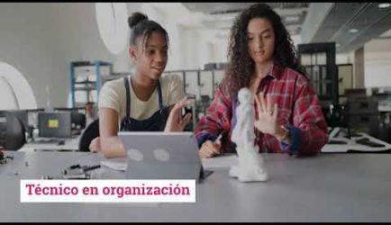 Vídeo de los puestos de trabajo y el sueldo que obtendrá un graduado a Distancia del Curso Formativo de Automatización y Robótica Industrial