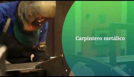 Titúlate como Calderero Industrial: vídeo explicativo de las salidas profesionales que ofrece la formación al obtener el título