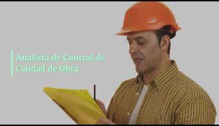 Auxiliar Técnico de Obra: vídeo de las salidas profesionales que promete el curso de formación profesional al obtener el título
