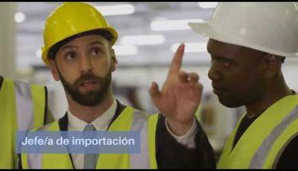Formación de Comercio Internacional: vídeo explicativo de las salidas laborales que ofrece la formación al titularte