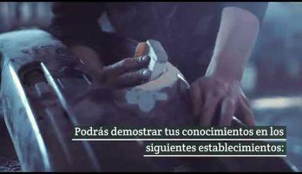 Conviértete en Chapista Pintor de Vehículos: vídeo explicativo de las salidas laborales que ofrece la formación al obtener el título