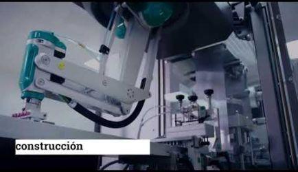 Vídeo de los puestos de trabajo y el salario que conseguirá un graduado a Distancia de Instalador de Máquinas y Equipos Industriales