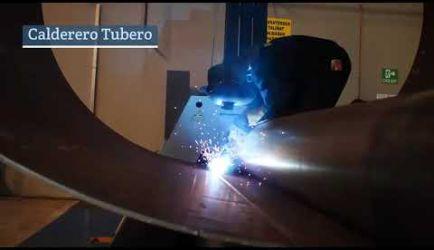 Calderero Tubero: vídeo explicativo de los puestos de trabajo que ofrece el curso al titularte