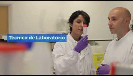 Titúlate como Auxiliar de Laboratorio: vídeo de las salidas laborales que promete el curso de formación profesional al titularte