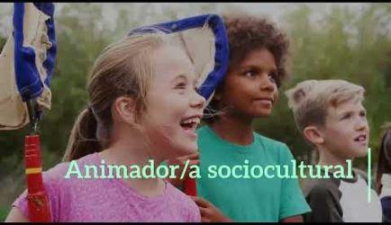 Animación Sociocultural: vídeo de las salidas profesionales que ofrece el curso al titularte