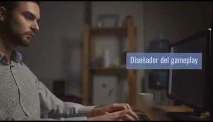 Diseño de Videojuegos: vídeo explicativo de las salidas profesionales que ofrece la formación profesional al titularte