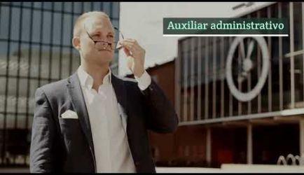 Gestión Administrativa: vídeo explicativo de las salidas laborales que promete el curso al titularte