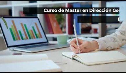 Vídeo de las salidas laborales y el sueldo que ganará un graduado a Distancia del Curso de Master en Dirección General de Empresas
