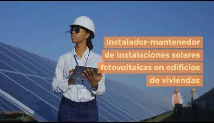 Encuentra aquí las salidas profesionales y el salario de un titulado en el Curso de Energía Solar Fotovoltaica:
