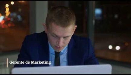 Vídeo sobre las salidas profesionales y el salario que gana un graduado a Distancia del Curso de Estudios Superiores en Marketing Internacional