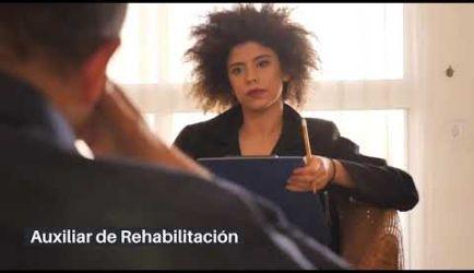 Conviértete en Auxiliar Enfermería Salud Mental: vídeo explicativo de los puestos de trabajo que ofrece la formación al titularte