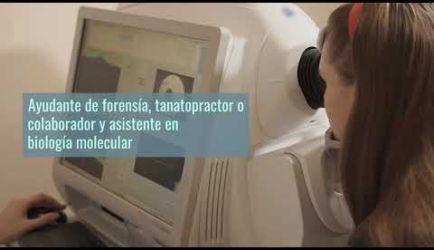 Vídeo de las salidas profesionales y el sueldo que obtendrá un titulado del Curso Formativo de Grado Superior de Anatomía Patológica y Citología