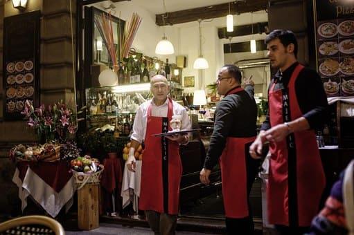 Curso de Camarero de Restaurante Bar