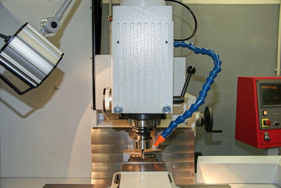 Curso de Preparador Programador de Máquinas Herramientas con CNC